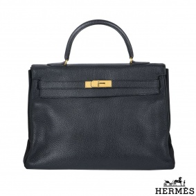 Hermes Vintage Kelly 35cm Handbag